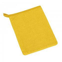 Bellatex Žinka froté žltá, 17 x 25 cm