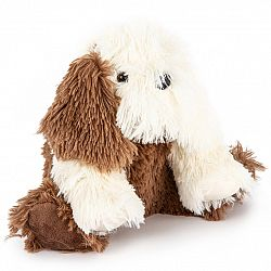 Bo-Ma Trading Plyšový pes Jonatán hnedá, 27 cm