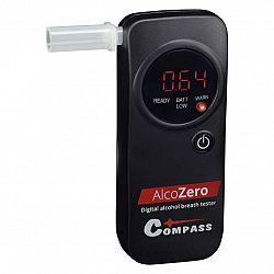 Compass Alkohol tester s elektrochemickým senzorom AlcoZero CA 10 FS