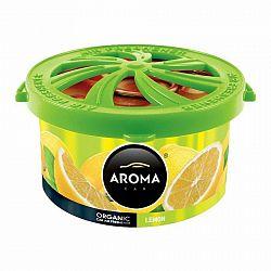 Osviežovač Aróma Car Organic citrón, 40g
