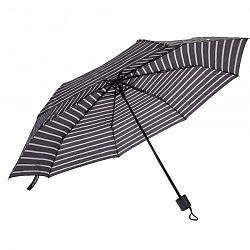 Skladací dáždnik čierna, 52,5 cm