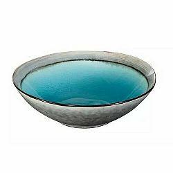 Tescoma Hboký tanier EMOTION 19 cm, modrá