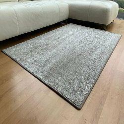 Vopi Kusový koberec Capri taupe, 60 x 120 cm